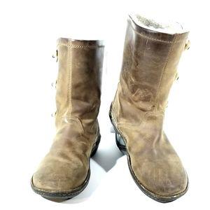 UGG womens Kona 5156 w/Toas leather boots size 9